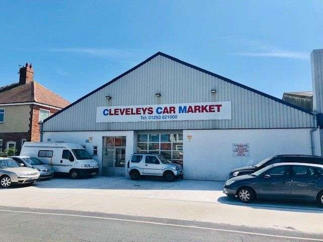 Property for sale in Victoria Road West, Cleveleys, FY5