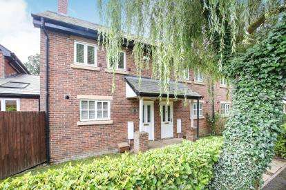 4 Bedrooms End Of Terrace House for sale in Station Road, Styal, Wilmslow, Cheshire