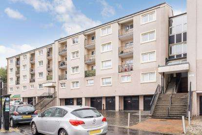 3 Bedrooms Flat for sale in Drygate, Drygate