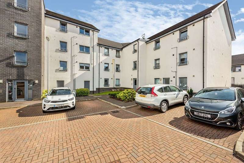 2 Bedrooms Flat for sale in Crookston Court, Larbert, FK5