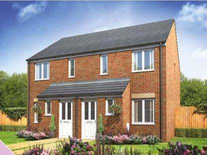 2 Bedrooms Mews House for sale in Moorfield Park, Poulton-Le-Fylde, Lancashire, FY6