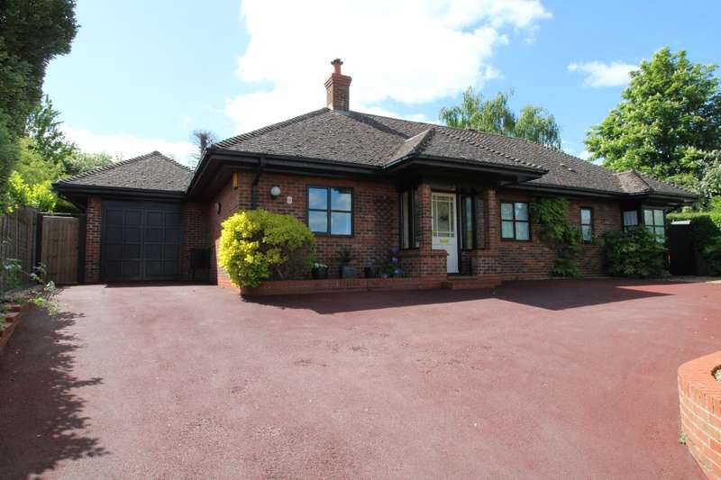 3 Bedrooms Detached Bungalow for sale in MOORES HILL, OLNEY
