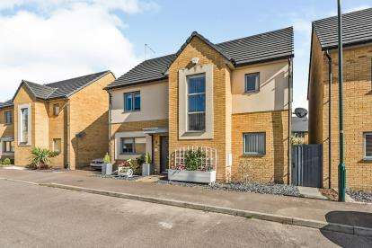 3 Bedrooms Detached House for sale in Compton Place, Stevenage, Hertfordshire, England