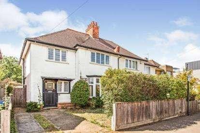 4 Bedrooms Semi Detached House for sale in Cambridge, Cambridgeshire