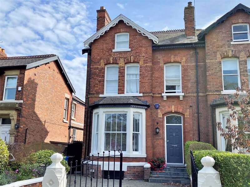 5 Bedrooms Semi Detached House for sale in Cambridge Road, Lytham