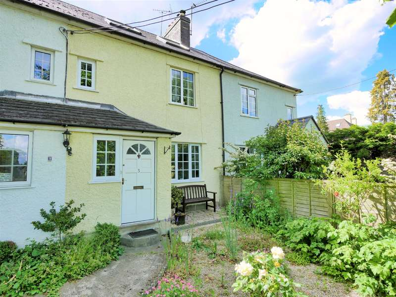 3 Bedrooms Terraced House for sale in Lime Tree Cottages, Springfield Road, Quenington, Gloucestershire