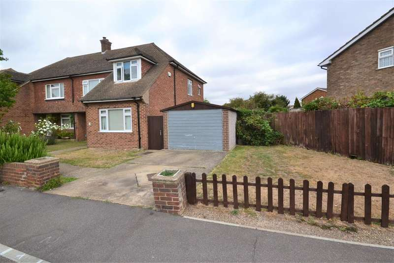 3 Bedrooms Semi Detached House for sale in Cedar Road, Chadwell St.Mary