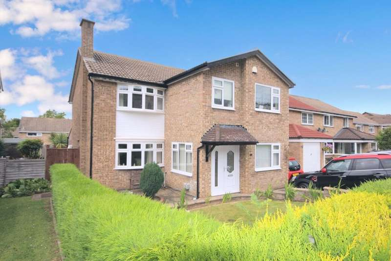 4 Bedrooms Detached House for sale in Buccleuch Close, Guisborough, TS14