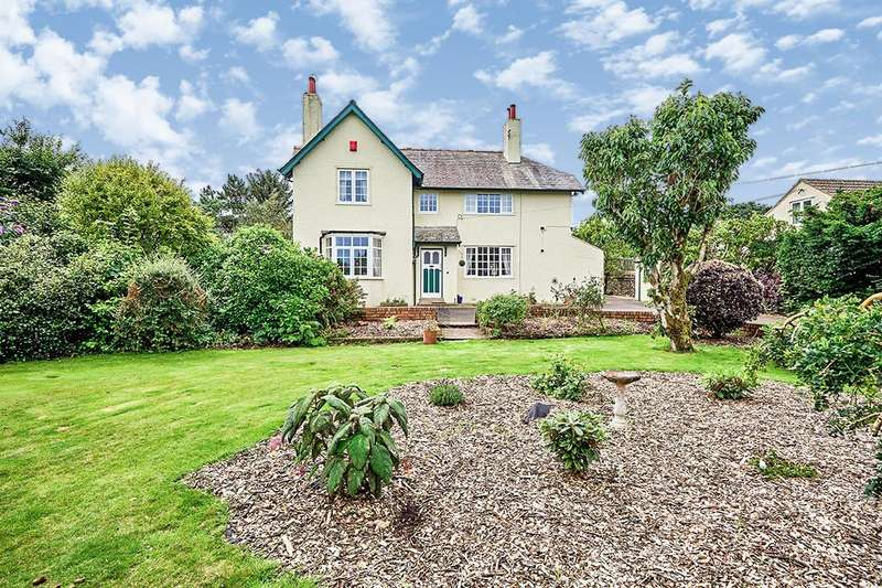 4 Bedrooms Detached House for sale in Drigg, Holmrook, CA19
