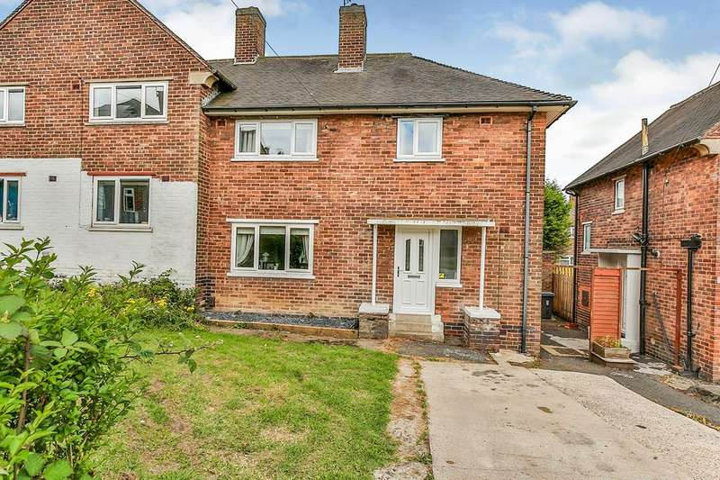 3 Bedrooms Semi Detached House for sale in Jaunty View, Sheffield, South Yorkshire, S12