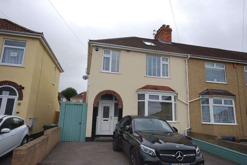 4 Bedrooms Property for sale in Northfield Road St George, Bristol