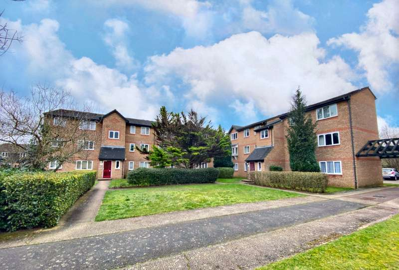 1 Bedroom Apartment Flat for sale in Wedgewood Road, Hitchin, Hertfordshire, SG4