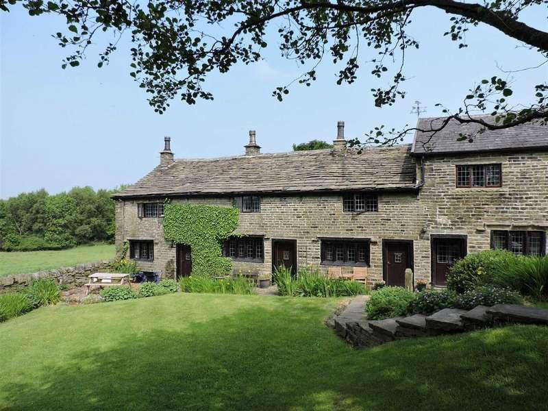 1 Bedroom Cottage House for rent in Hawkshaw Lane, Hawkshaw, HAWKSHAW
