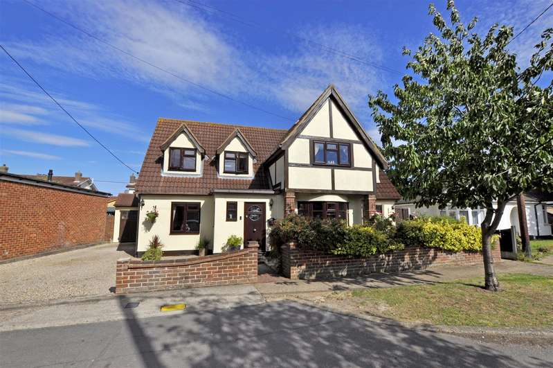 5 Bedrooms Detached House for sale in Juliers Road, Canvey Island