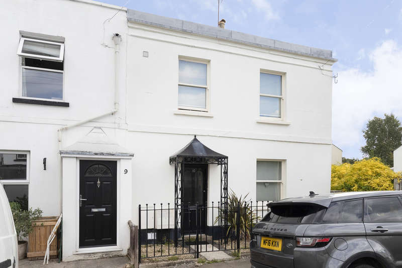 2 Bedrooms End Of Terrace House for sale in Moorend Street, Cheltenham GL53 0EQ
