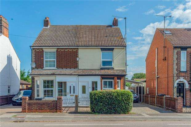3 Bedrooms Semi Detached House for sale in High Road, Trimley St. Mary, Felixstowe