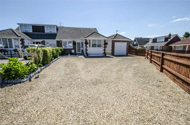 3 Bedrooms Semi Detached House for sale in Charden Road, Bishopstoke, EASTLEIGH, Hampshire