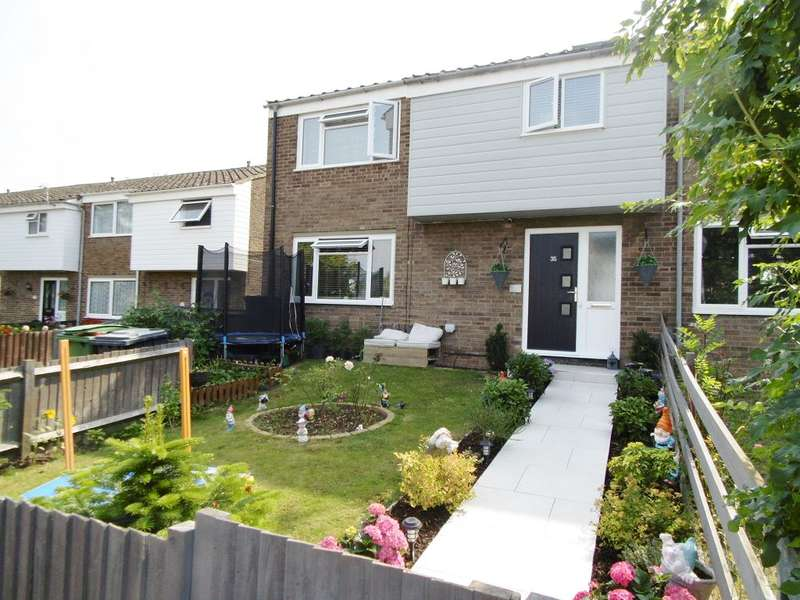 3 Bedrooms End Of Terrace House for sale in Pennine Way, Basingstoke, RG22