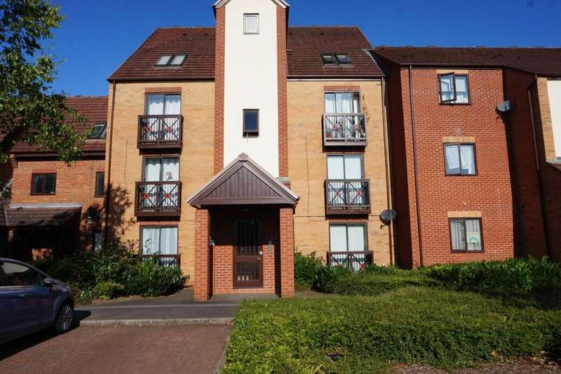 2 Bedrooms Flat for rent in Peter James Court, Stafford, ST16