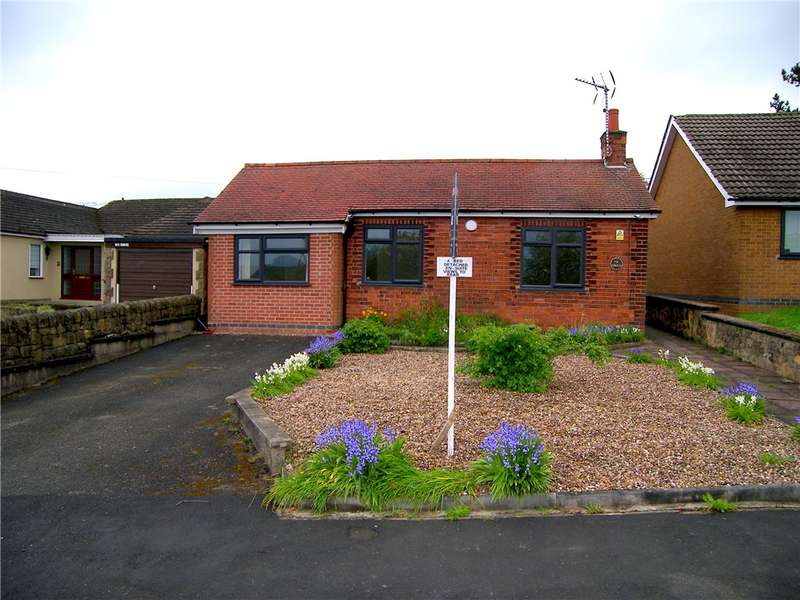 4 Bedrooms Detached Bungalow for sale in Chesterfield Road, Oakerthorpe, Alfreton, Derbyshire, DE55