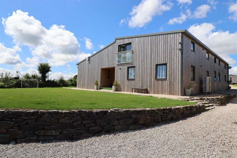 4 Bedrooms Detached House for sale in Near Sticker