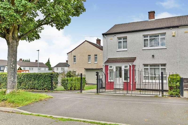 3 Bedrooms Semi Detached House for sale in Maltby Road, Manchester, Greater Manchester, M23