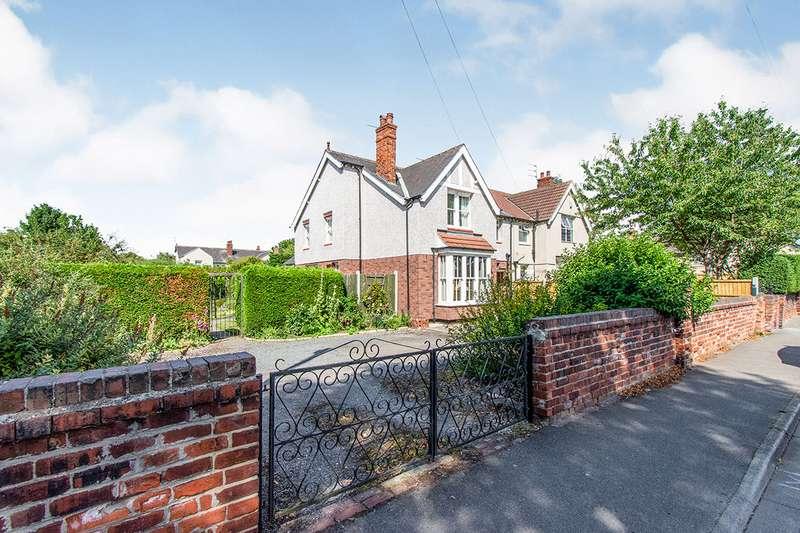 4 Bedrooms Semi Detached House for sale in Victoria Road, Bentley, DN5