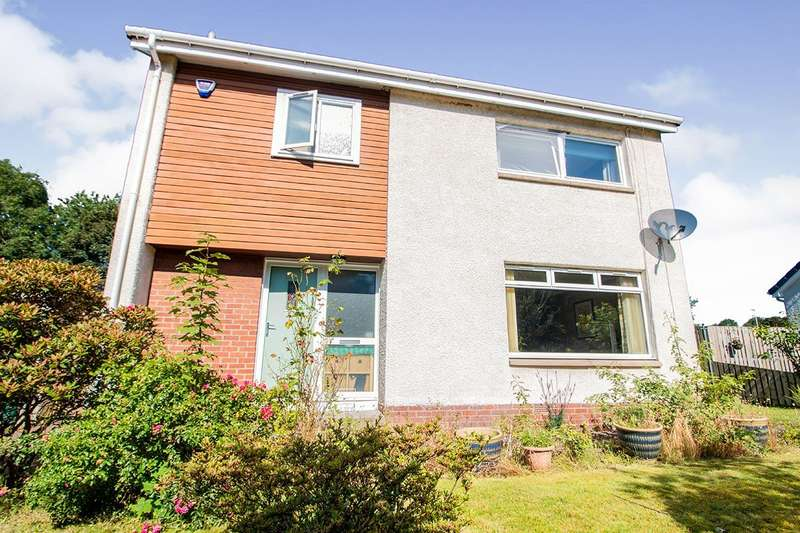 3 Bedrooms Detached House for sale in Arisaig Gardens, Dundee, DD2