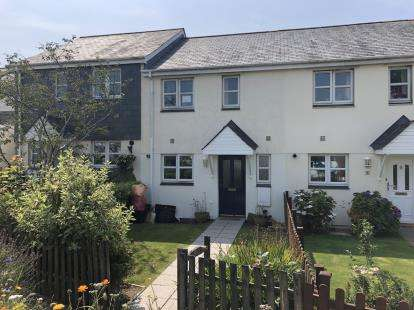 3 Bedrooms Terraced House for sale in Fraddon, St. Columb, Cornwall