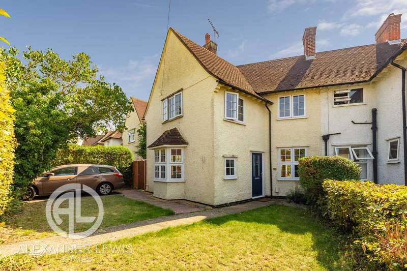 3 Bedrooms End Of Terrace House for sale in Jackmans Place, Letchworth Garden City, SG6 1RH