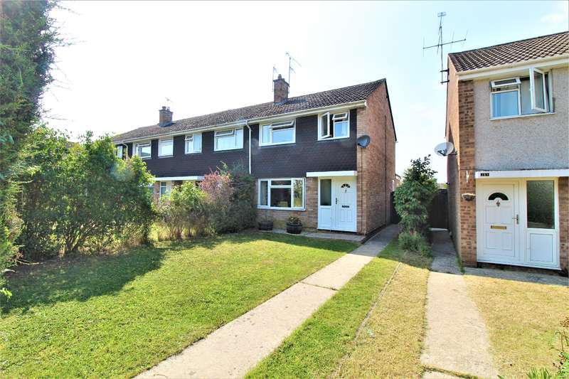 3 Bedrooms End Of Terrace House for sale in WYMANS BROOK, GL50