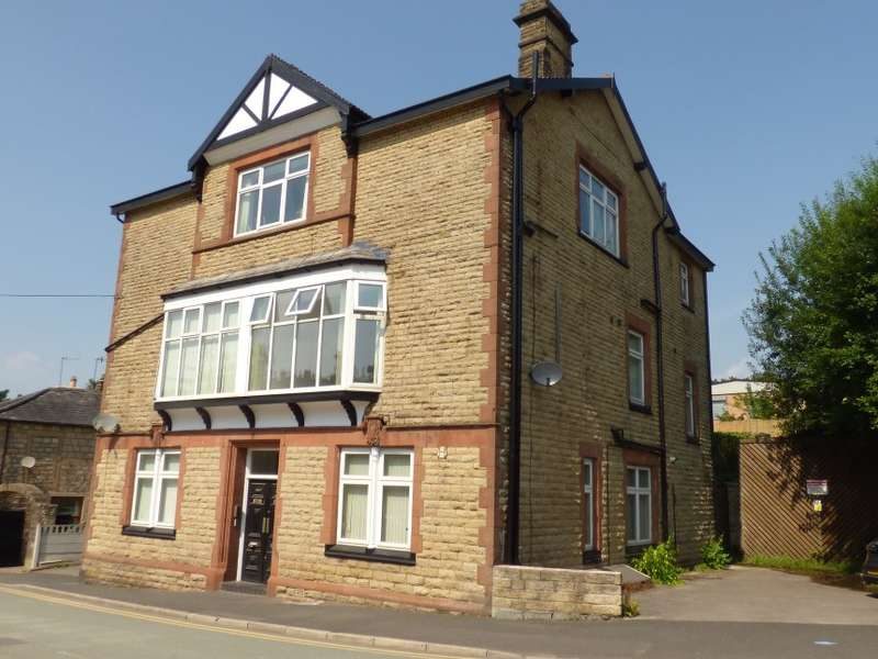 2 Bedrooms Flat for sale in Apartment 3, Hollins Clough House, Micklehurst Road, Mossley, Lancashire