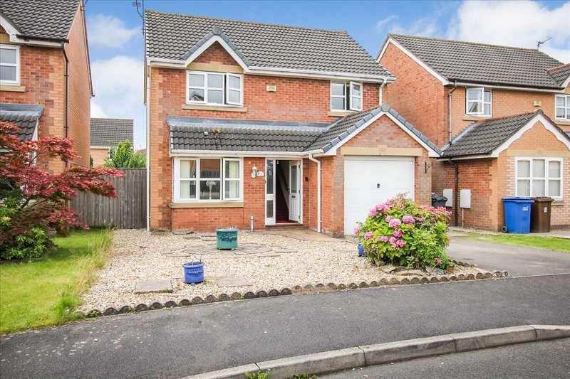 3 Bedrooms Detached House for sale in Westonby Court, Ashton-In-Makerfield, Wigan