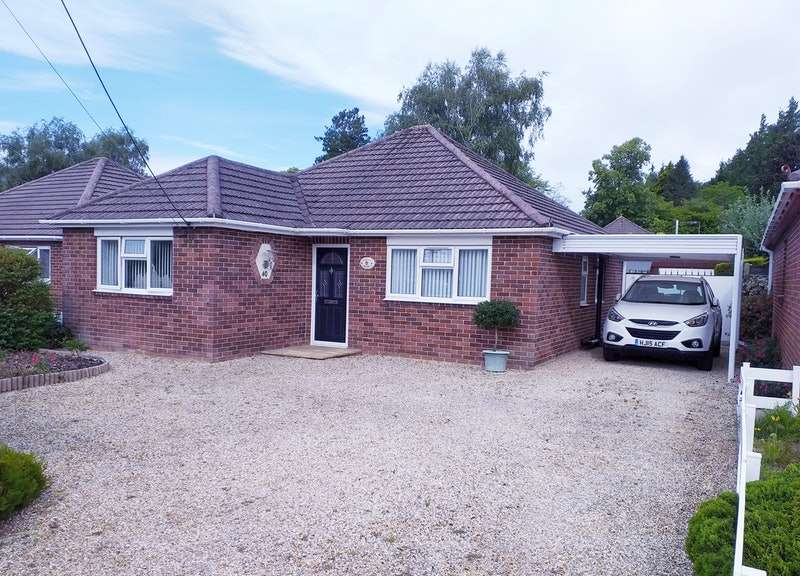 3 Bedrooms Bungalow for sale in Mead Road, Eastleigh, Hampshire, SO53