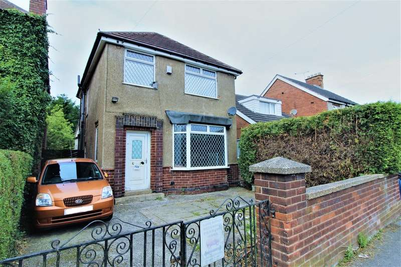 3 Bedrooms Detached House for sale in Carsic Lane, Sutton-in-Ashfield, Nottinghamshire, NG17