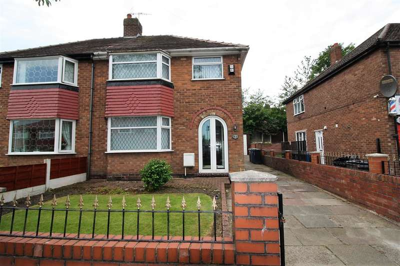 3 Bedrooms Semi Detached House for sale in Hazel Road, Whitefield