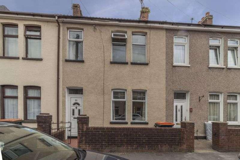 3 Bedrooms Property for sale in Redland Street, Newport