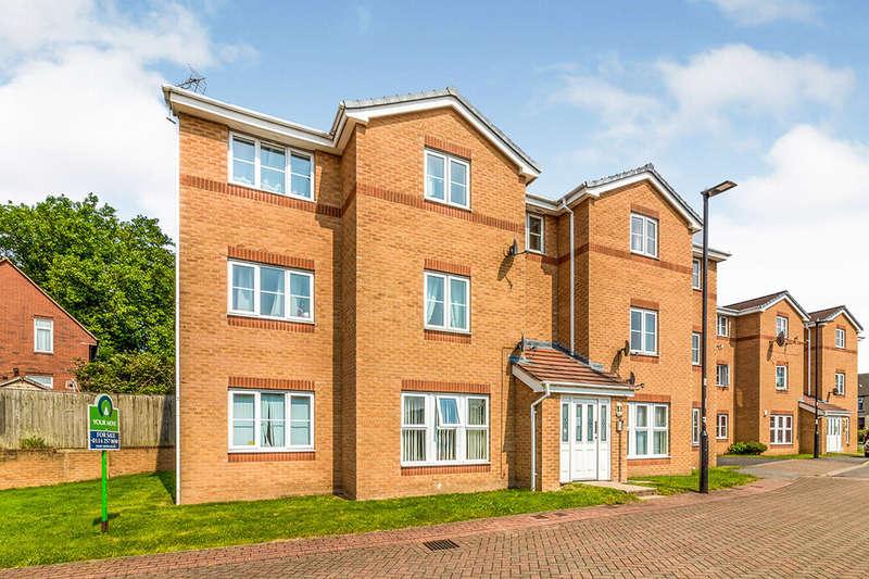 2 Bedrooms Flat for sale in Fielder Mews, Sheffield, S5