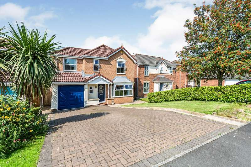 6 Bedrooms Detached House for sale in Foxglove Drive, Whittle-le-Woods, Chorley, Lancashire, PR6