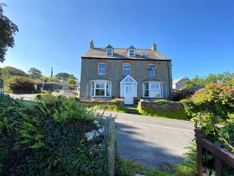 6 Bedrooms House for sale in Boscastle, Cornwall, PL35