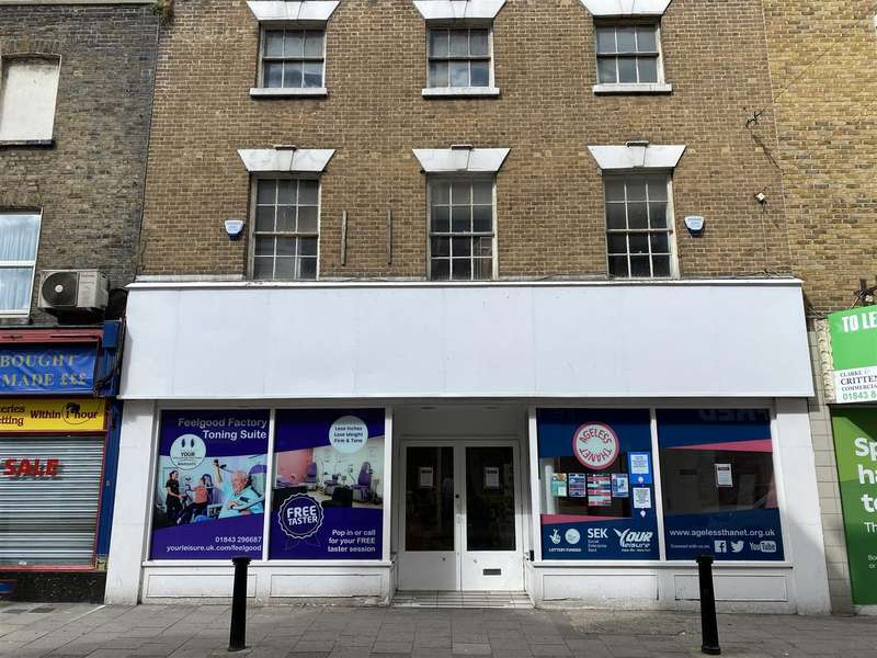 Commercial Property for rent in High Street, Margate