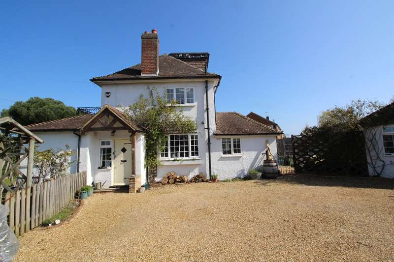4 Bedrooms Semi Detached House for sale in Horn Hill, Whitwell, Hitchin, SG4