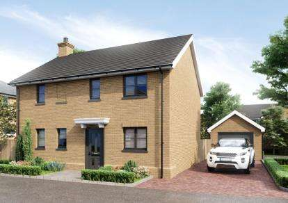 3 Bedrooms Detached House for sale in Wynchwood Lane, Shefford