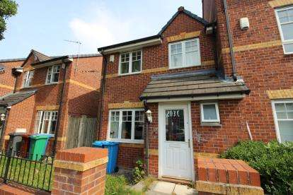 3 Bedrooms Terraced House for sale in Woodhouse Lane, Wythenshawe, Manchester, Greater Manchester