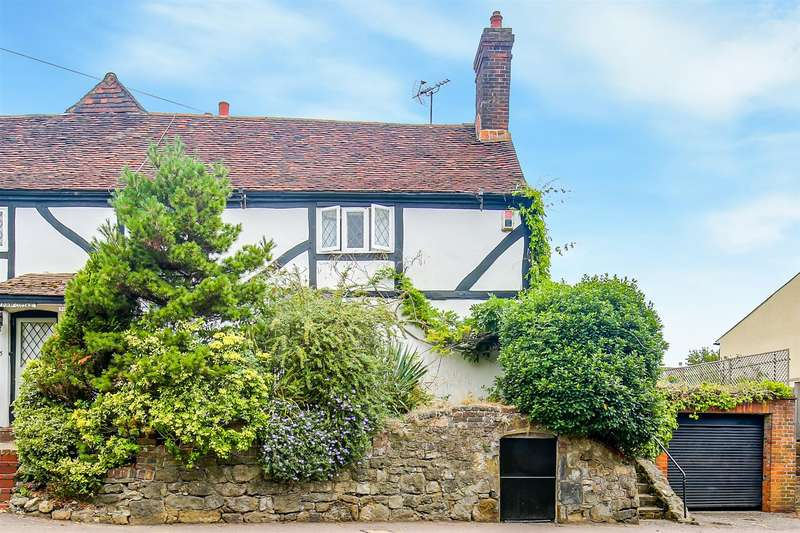 2 Bedrooms End Of Terrace House for sale in London Road, Westerham