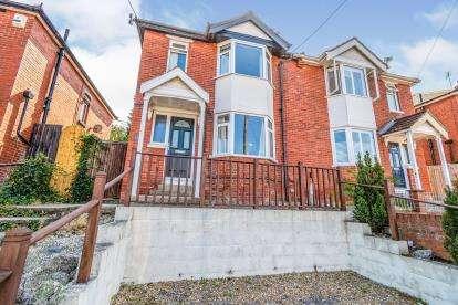 3 Bedrooms Semi Detached House for sale in Regents Park, Southampton, Hampshire