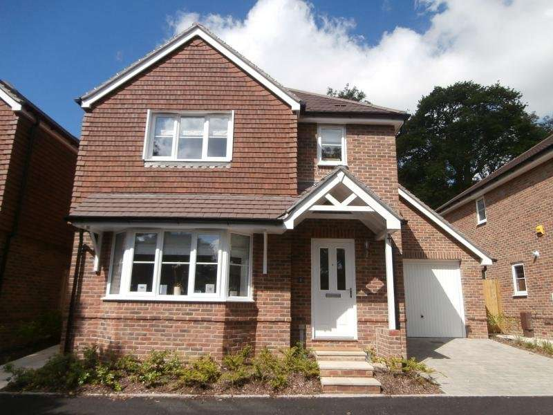 4 Bedrooms Detached House for sale in Woodlea Court, Havant Road, Horndean, Waterlooville, PO8