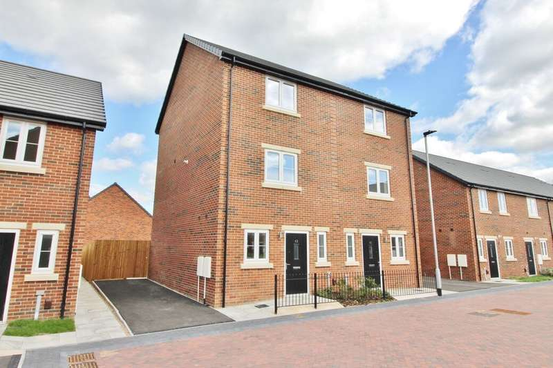 4 Bedrooms Semi Detached House for sale in Wells Lane, Wombwell, Barnsley, S73