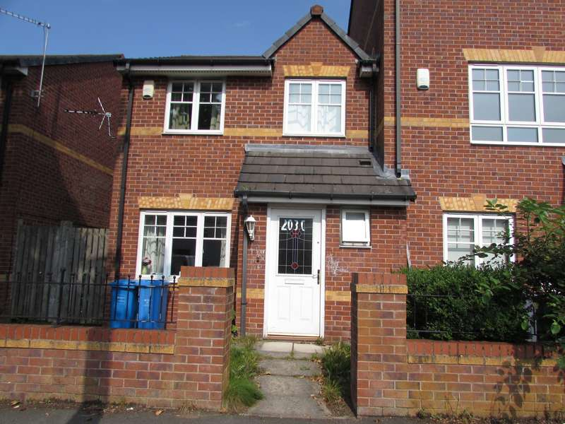 3 Bedrooms End Of Terrace House for sale in Woodhouse Lane, Manchester, M22