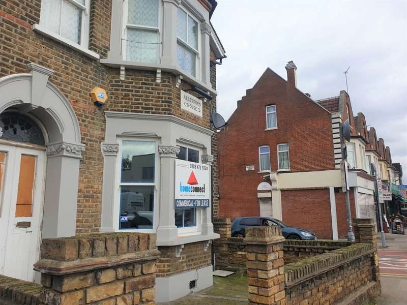 Commercial Property for rent in Ley Street, Ilford, IG1